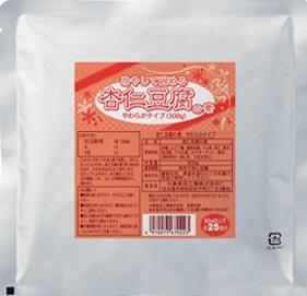 杏仁豆腐の素<br>(やわらかタイプ)