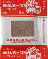 ミルメークコーヒー8g(顆粒)